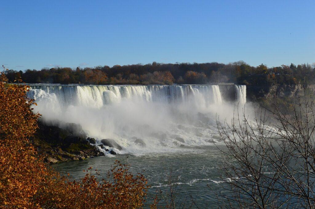 american falls, niagara falls, waterfalls