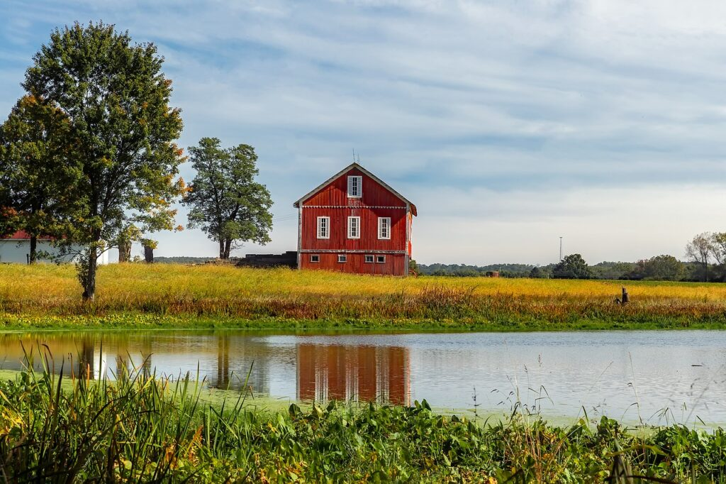 ohio, farm, agriculture