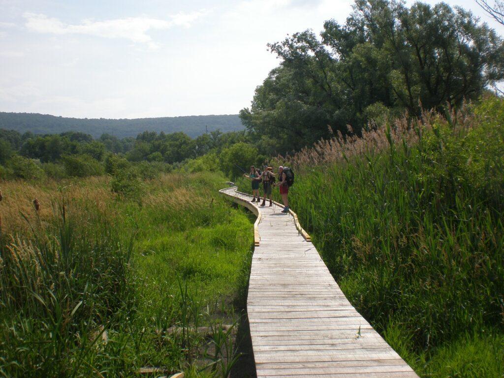 pochuck creek, appalachian trail, new jersey